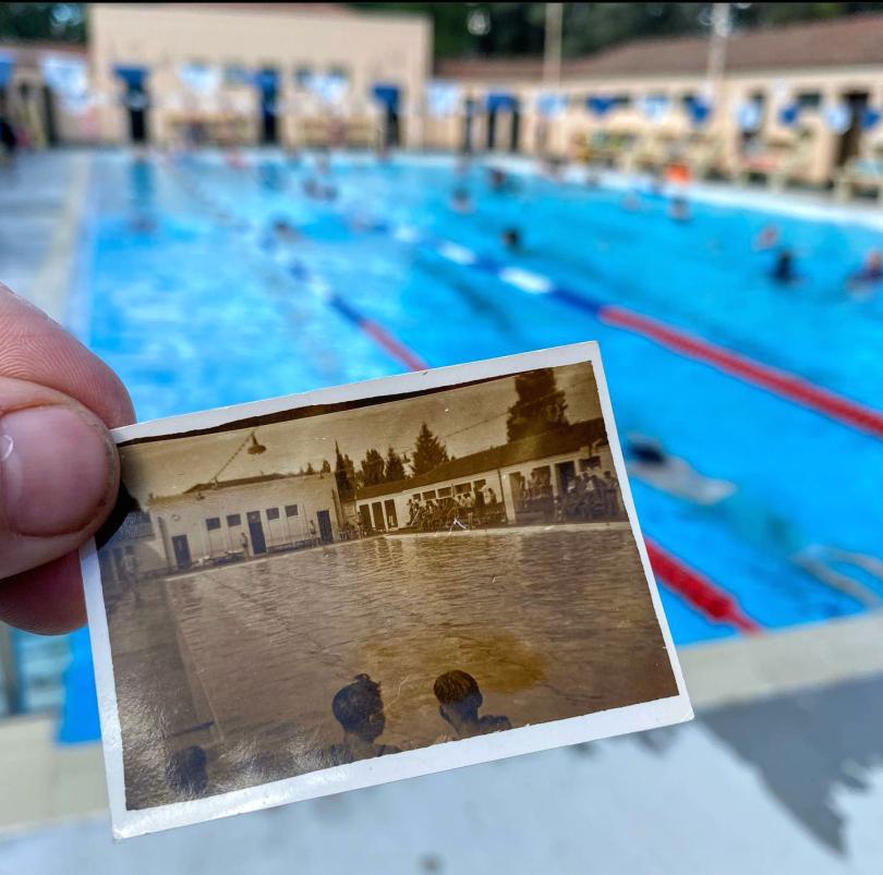 Manuka Pool