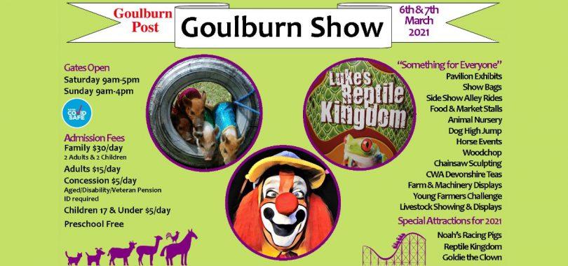 Goulburn Show