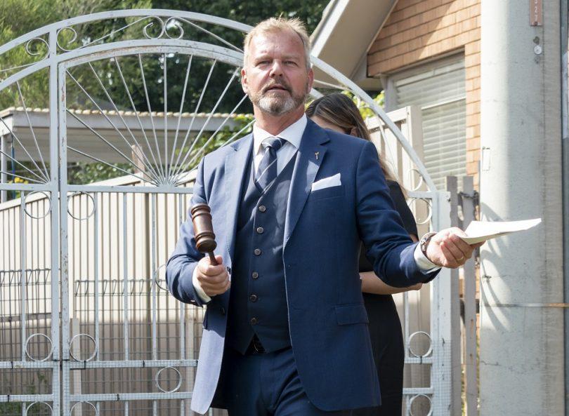 LJ Hooker real estate agent Stephen Bunday