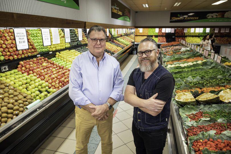 Capital Food Market team