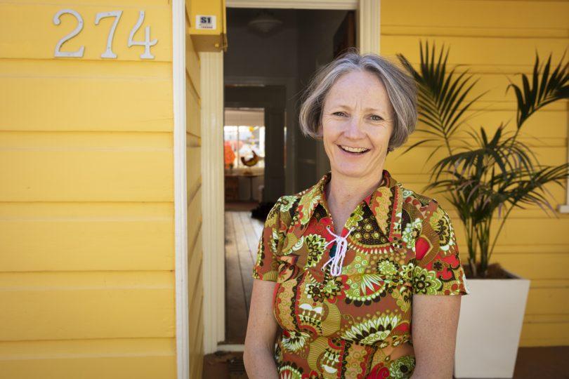 Helen Ferguson at Queanbeyan Hive