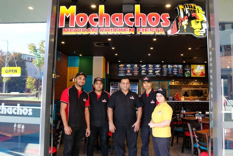 The Mochachos team
