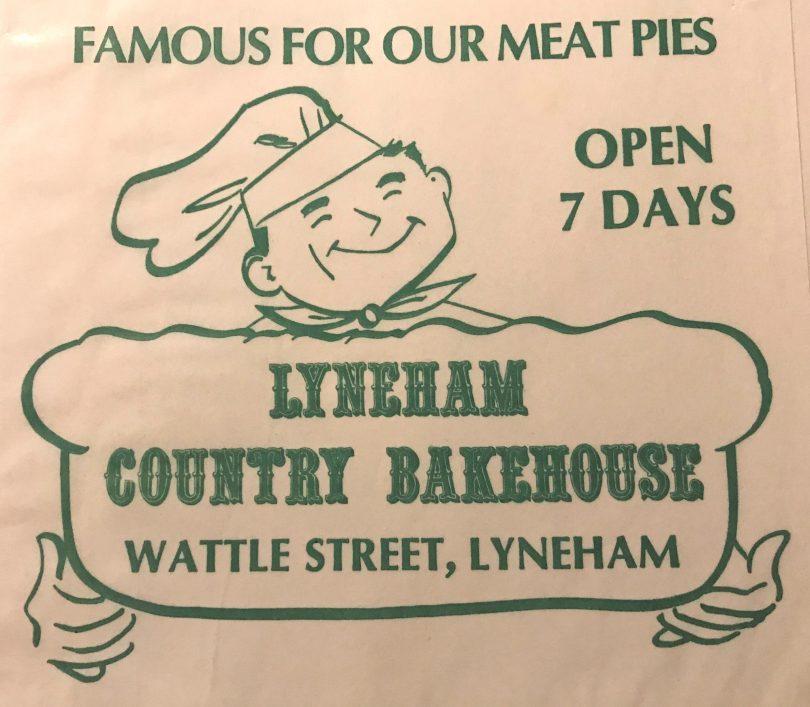 Lyneham Country Bakehouse logo
