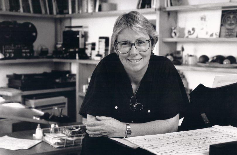 Composer Moya Henderson