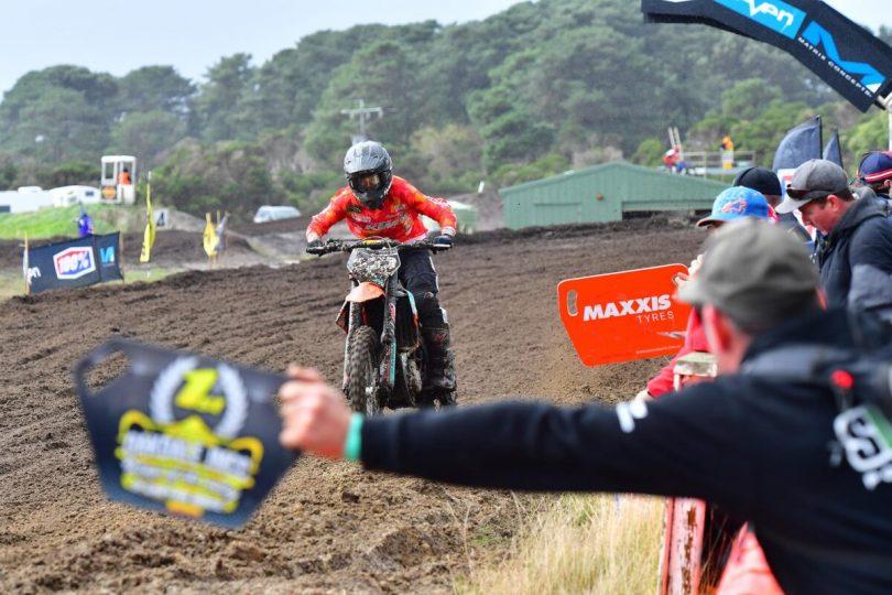 MX3 rider