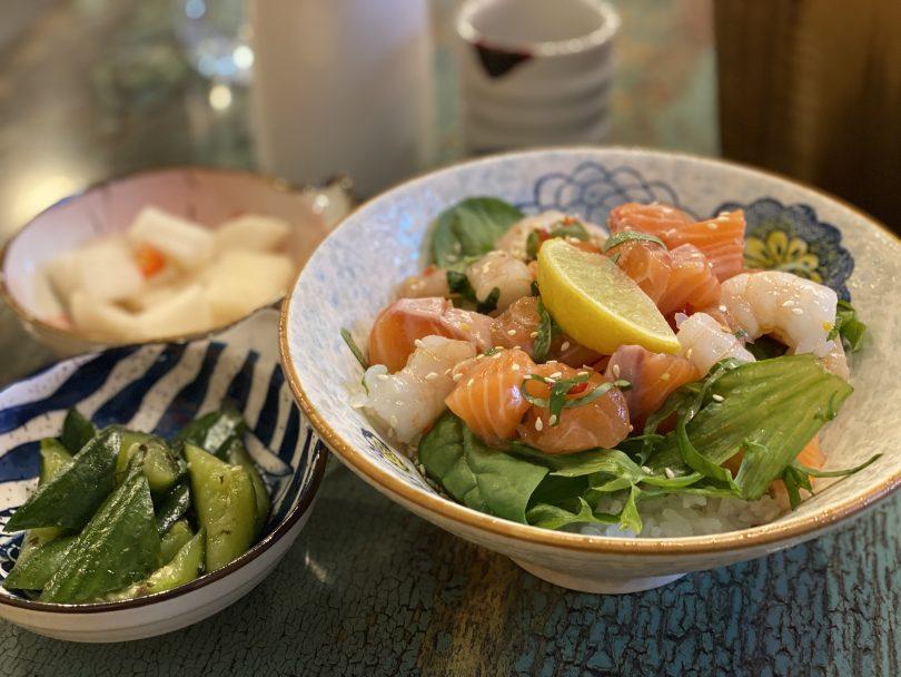 Canberra sushi