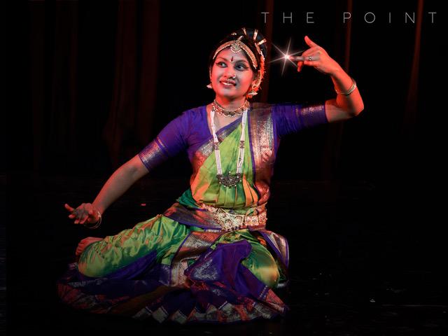 Dancer Sushasini Sumithra