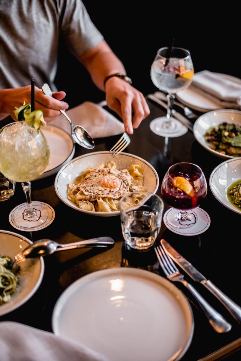 Temporada share-style banquet