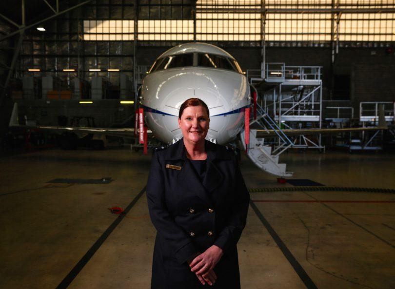 Air Vice-Marshal Catherine Roberts
