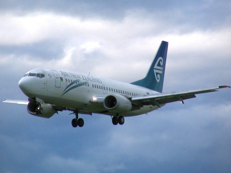 Air NZ Boeing 737
