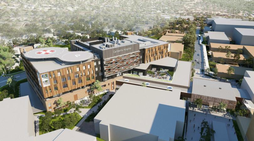 Canberra Hospital Expansion