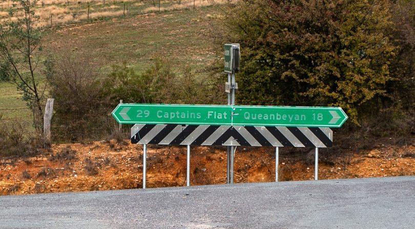 Captains Flat Road