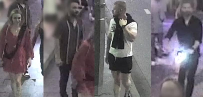 Assault witnesses