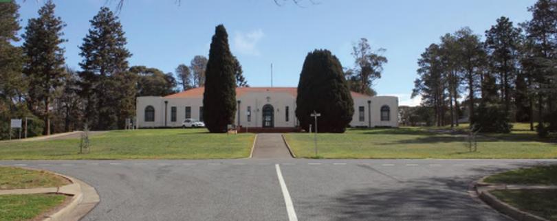 The former CSIRO School of Forestry site in Yarralumla