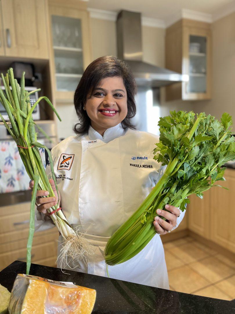 Simply Lentils co-founder Manjula Mishra