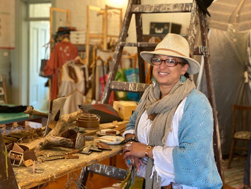 Marie-Nicole Roberts from Creators Nest, Yass Valley