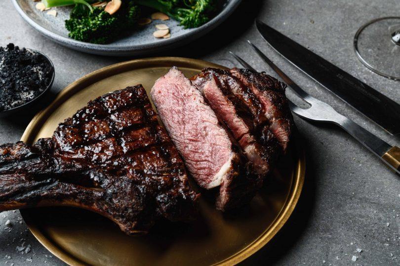 The Meat & Wine Co Tomahawk steaks