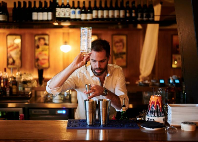 Bootleg cocktails