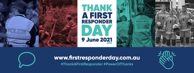 Thank a First Responder Day