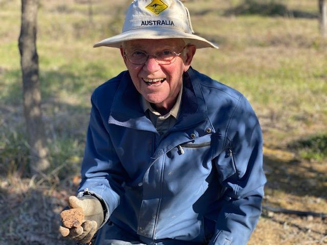 Wayne Haslam, Blue Frog Truffles