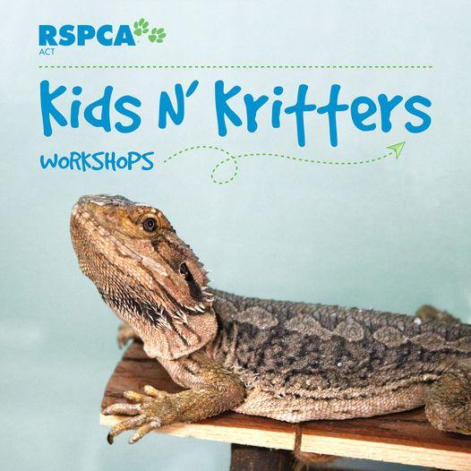 kids n' critters rspca