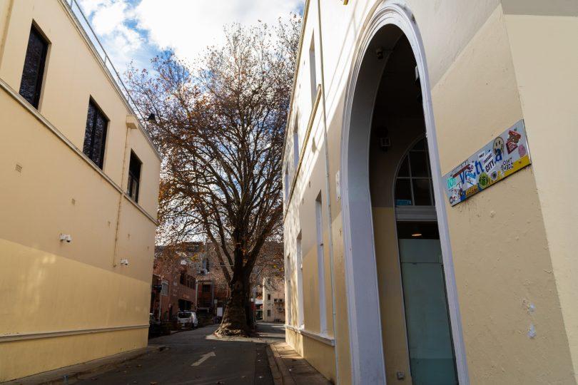 Verity Lane, Sydney Building Civic