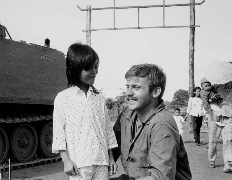 Normie Rowe in Vietnam