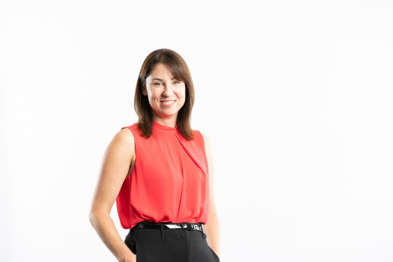 Tanya Herbertson from Meyer Vandenberg Lawyers