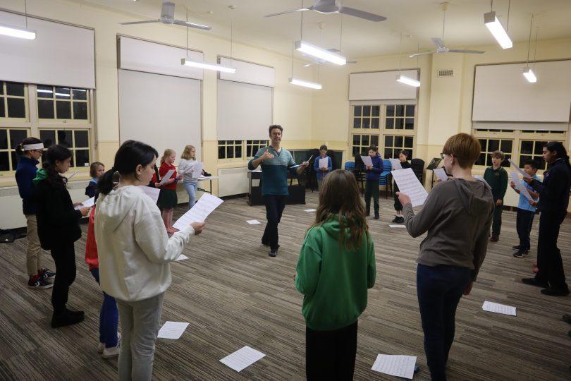 Canberra Childrens Choir