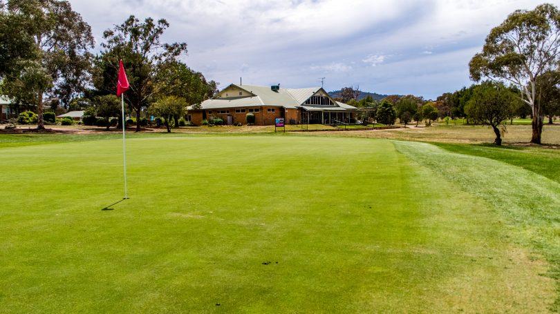 Murrumbidgee Country Club House
