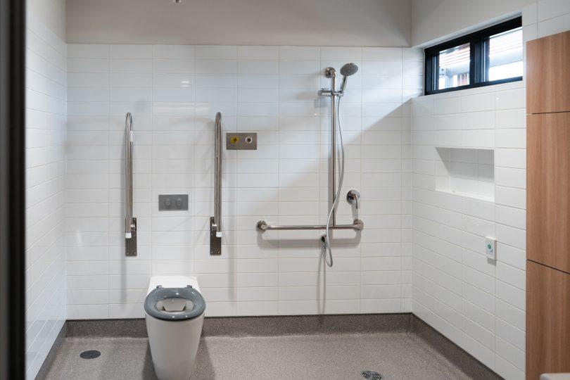 Bathroom at Clare Holland House