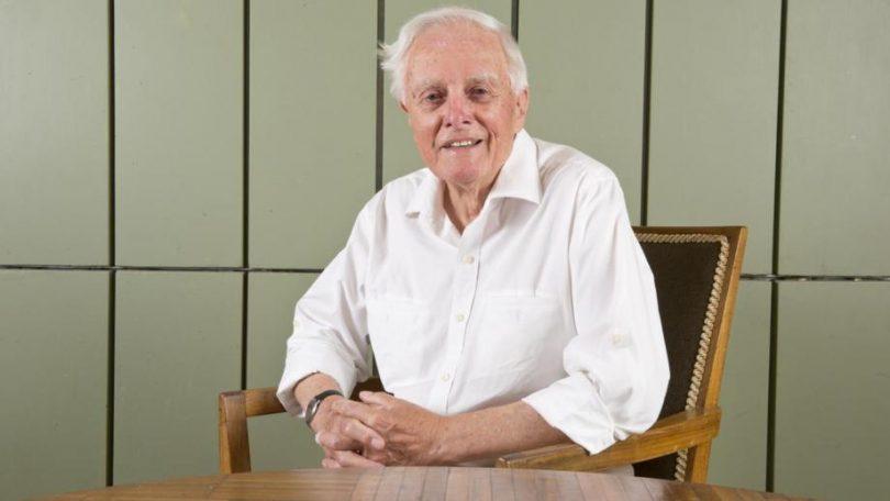 Derek Wrigley OAM