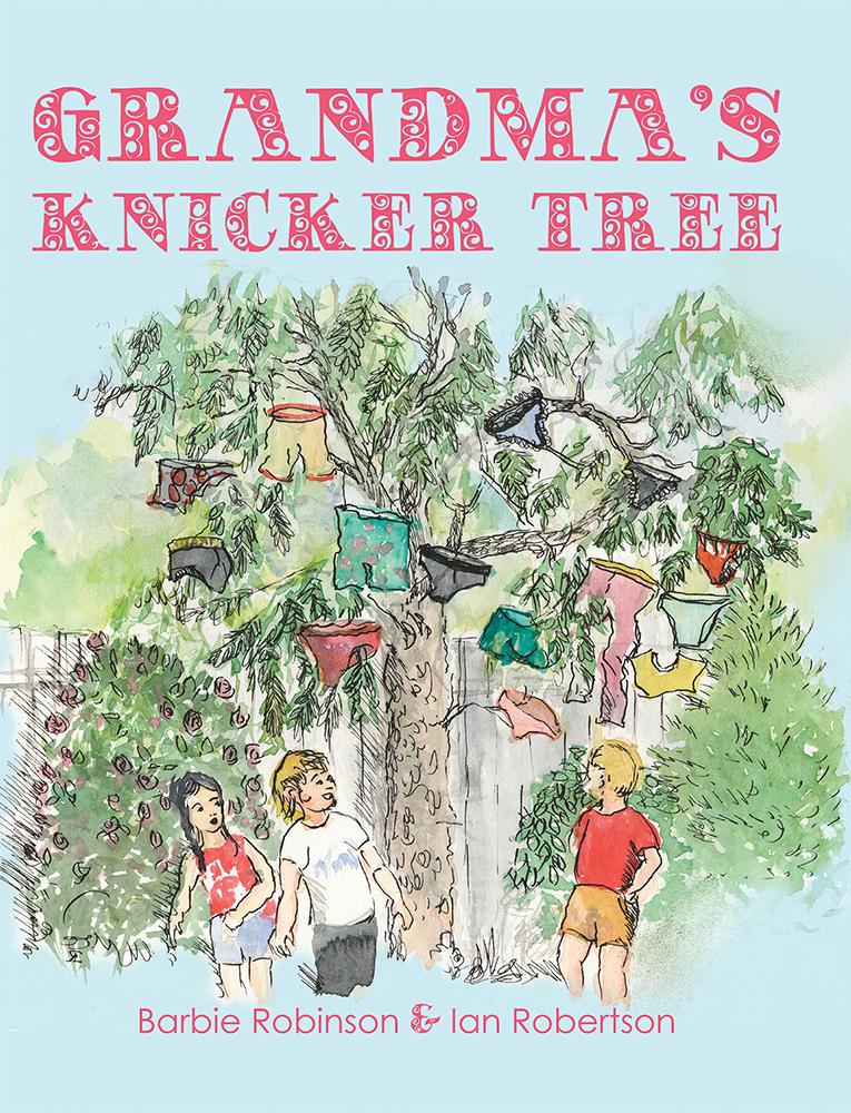 Grandmas Knicker Tree cover
