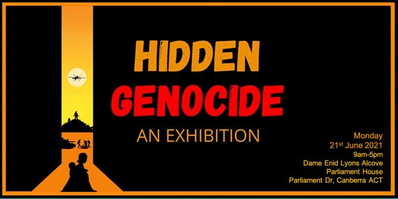 Hidden Genocide promotion
