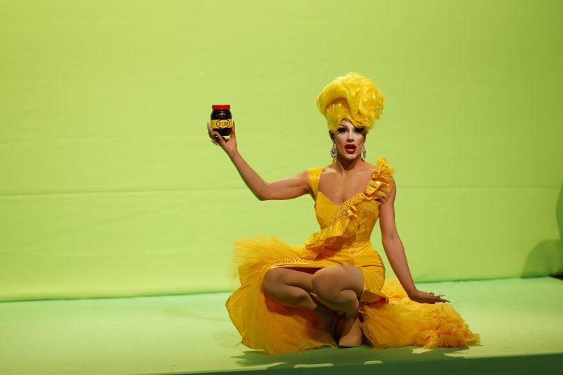 Drag queen Etcetera Etcetera
