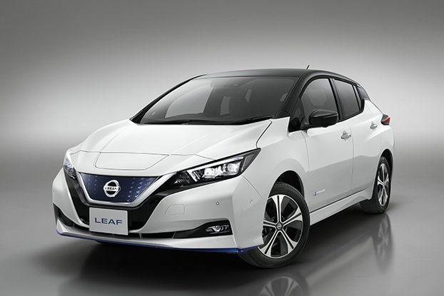 2021 Nissan Leaf e+