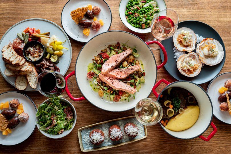 Ondine Restaurant, Deakin