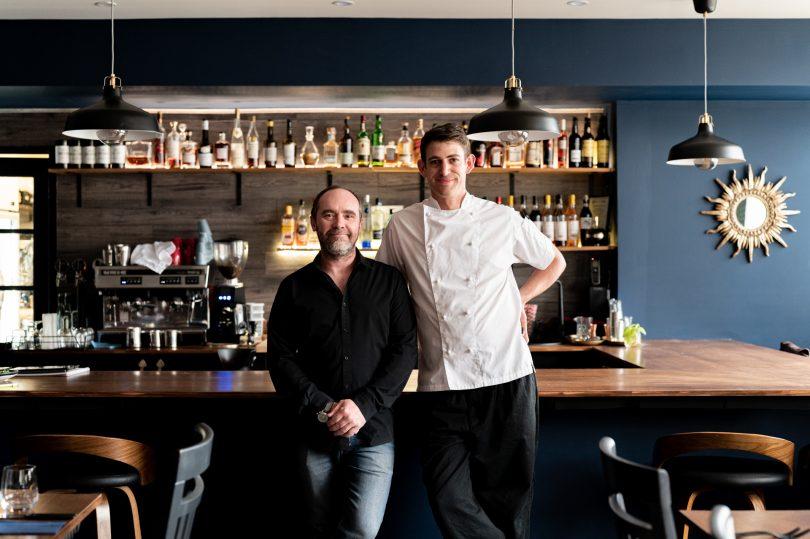 Daniel Giordani and Keaton McDonnell