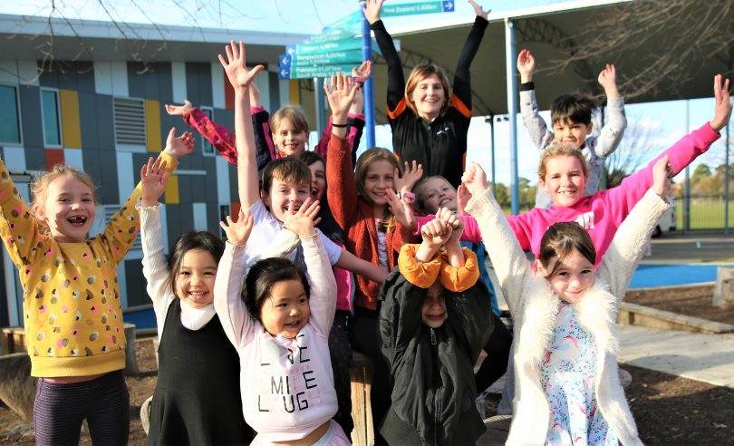 Children at Communities@Work Palmerston