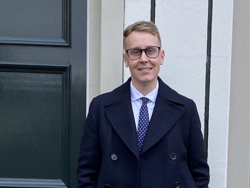 Councillor Sam Rowland
