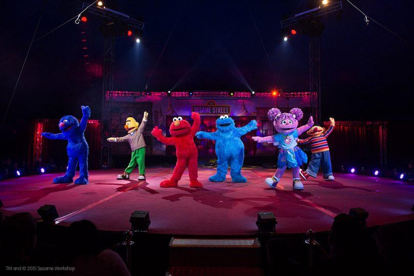 Sesame Street Circus Spectacular