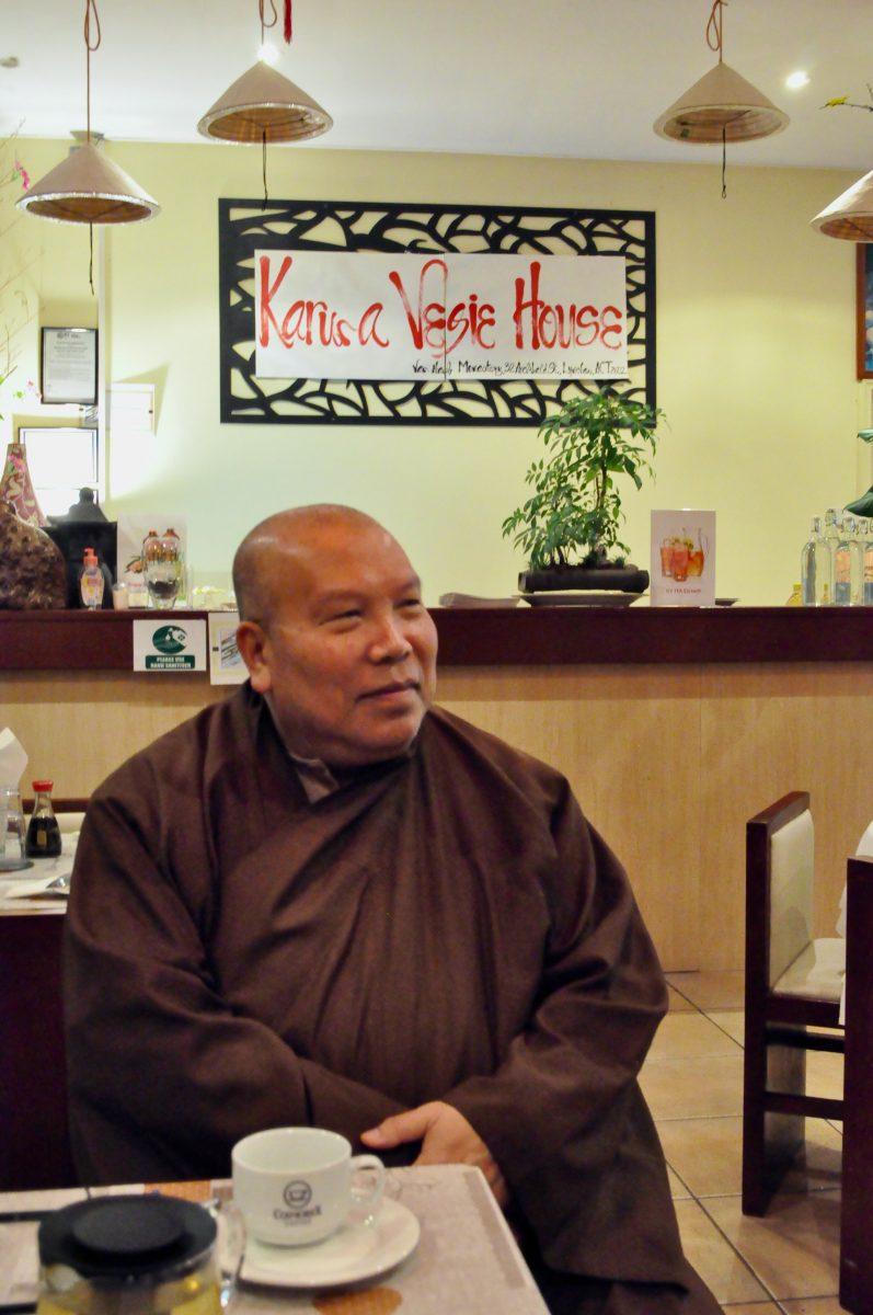 Thich Quang Ba