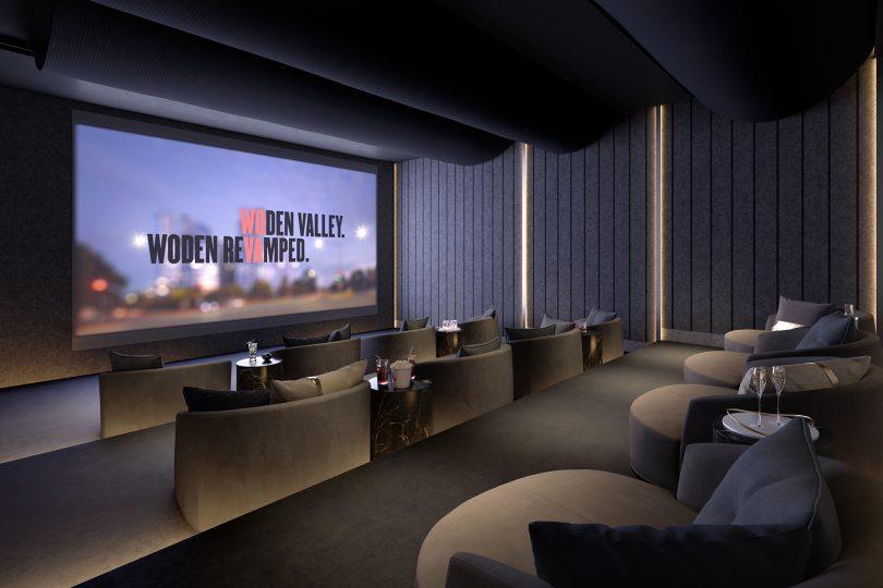 WOVA cinema