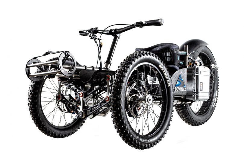 Bowhead Reach adaptive e-bike