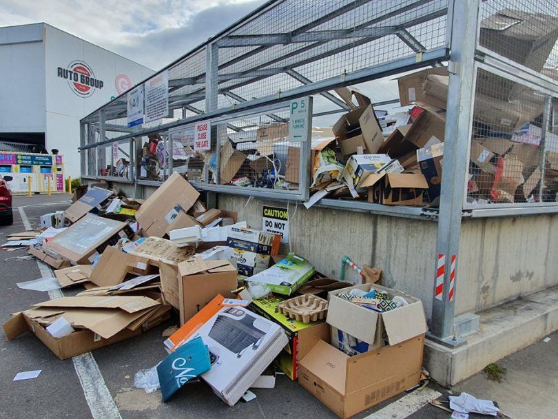 Gungahlin Recycling Drop-off Centre
