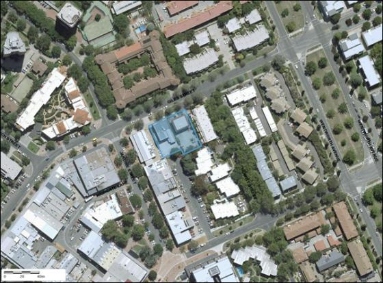 Kingston Geocon site map