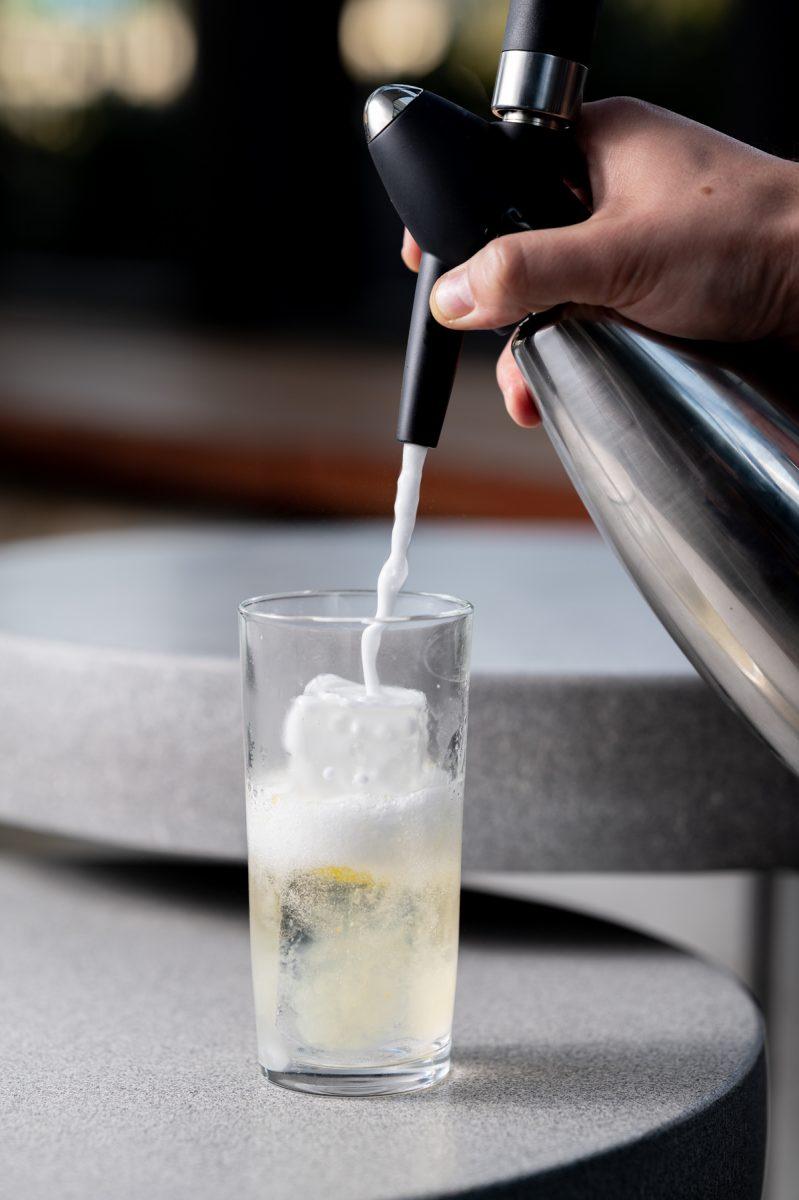 Lanterne Botanical cocktail