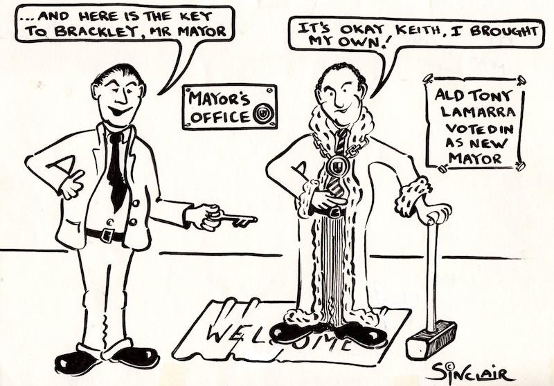 Peter Sinclair cartoon