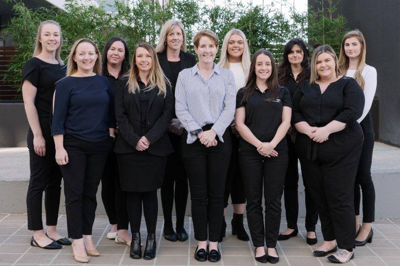 McIntyre Property Management team