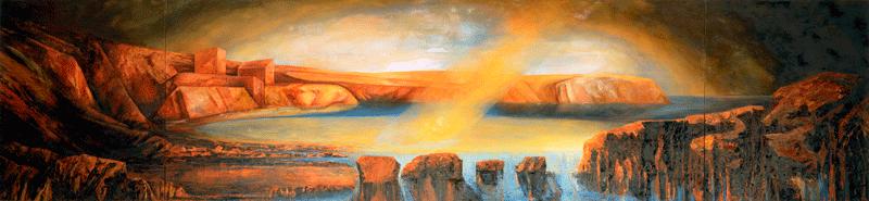 Red Ochre Cove, Mandy Martin
